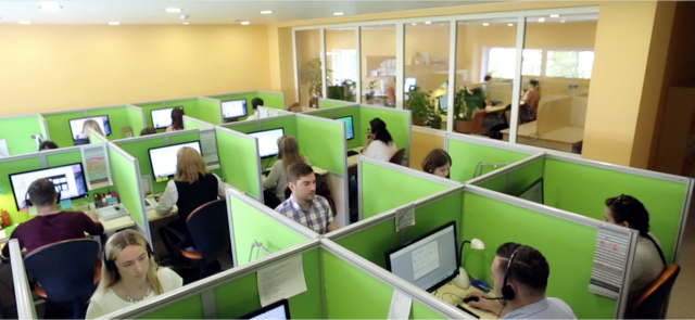 call-центр компании Balt Assistance