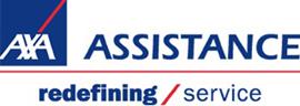 логотип AXA Assistance