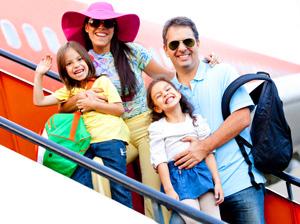 туристическое страхование детей
