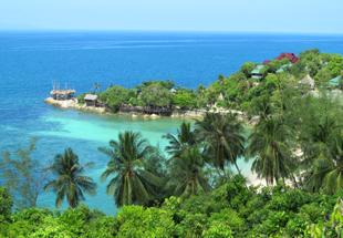 Таиланд, остров Панган