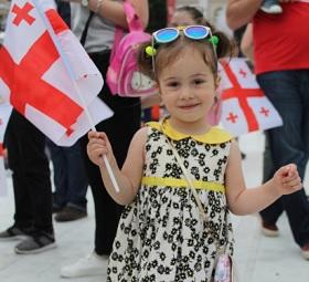 страховка ребенку в Грузию
