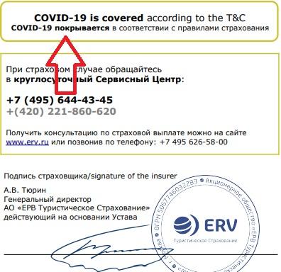 ERV с покрытием Covid-19